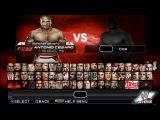 Обзор WWE 2K14 PSP